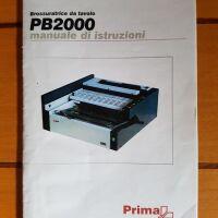 Brossuratrice Prima PB2000