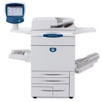 xerox 250 stampante con fiery control + consumabili