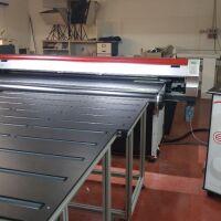 Flatbed stampante larghezza 260 cm