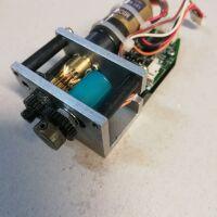 Motorini calamaio regolazione inchiostro