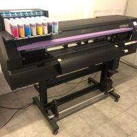 Plotter stampa e taglio Mimaki cjv 150-75