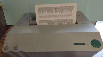 Rilegatrice Fastback 15 SXE + 4 scatole complete di strip medium