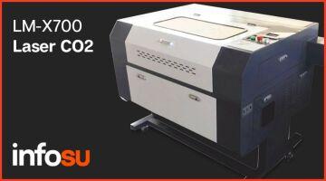 Laser CO2 LM-X700