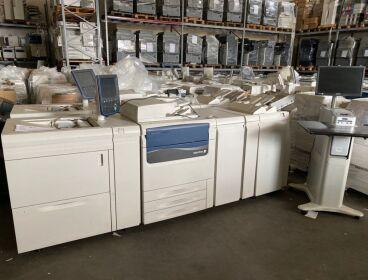 Xerox C75 usata revisionata come nuova