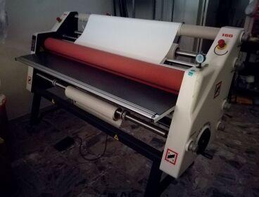 Laminatrice FLEXA Easy 160 / 220volt 160 cm. luce