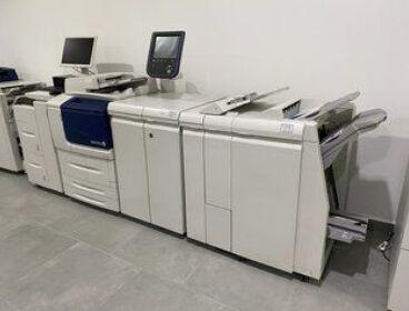Xerox D125 Usata Garantita