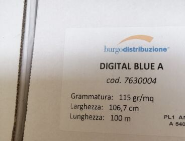 Carta Blue Back 115gr 4 bobine