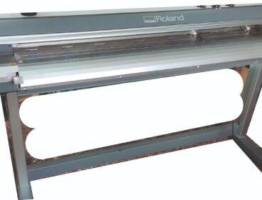 Roland VP-540 stampa e taglio