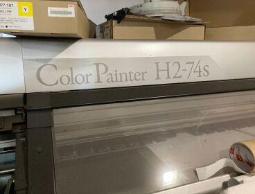Seiko color painter H2-74s