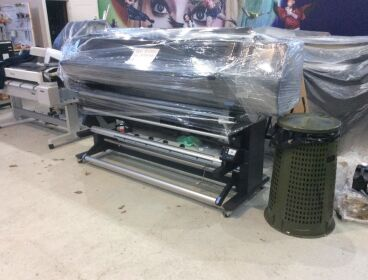 PLOTTER HP LATEX 370