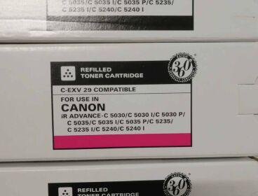 Toner Canon  c-exv 29