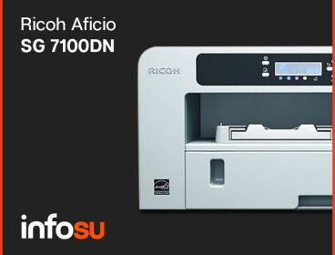 Ricoh Aficio SG 7100DN
