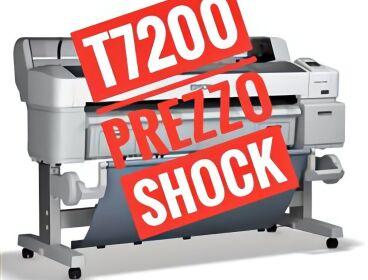 T7200 PLOTTER BASE ACQUA IDEALE X STAMPA PER ELEZIONI